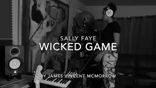 Sally Faye Wicked Game Cover