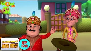 Magician - Motu Patlu in Hindi - 3D Animation Cartoon for Kids -As seen on Nickelodeon