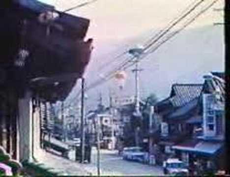 September 7, 1966 Earthquake Rare Footage