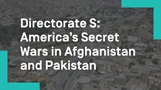 Directorate S: America's Secret Wars in Afghanistan and Pakistan Q&A Part 2