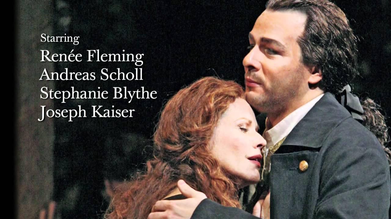 """The Met: Live in HD"" 2011-12 Season Preview - The Metropolitan Opera"