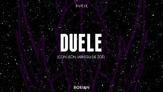 DORIAN - Duele (Lyric video)