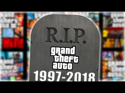 Will Rockstar Games Ever STOP MAKING GTA Games?!