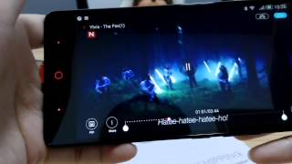 ZTE Nubia Z7 Max Unboxing & Phone Review ( Music , Game , Video , Call ,Setting ....)