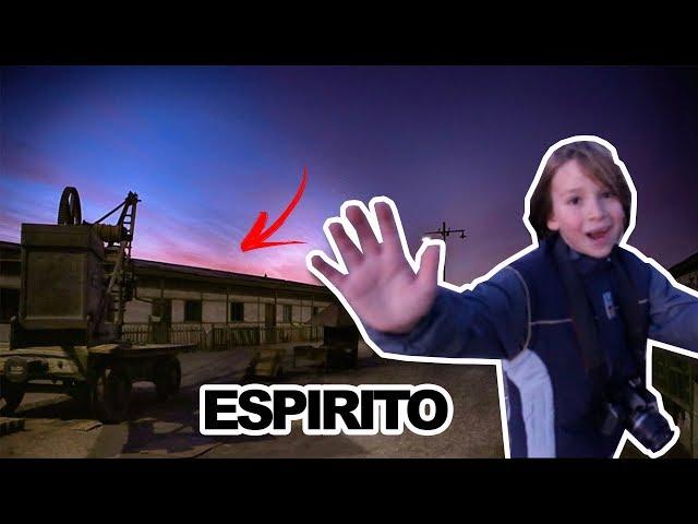 FUI NO HOSPITAL ABANDONADO E MINHA MÃE VIU ESPIRITOS! - Aris.Tv, Ep. 92