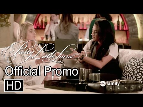 """Pretty Little Liars- 6x11 Official Promo """"Of Late I Think of Rosewood"""""""