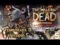 The Walking Dead A New Frontier Temporada 3 Episodio 5 Desde la galera Gameplay Español