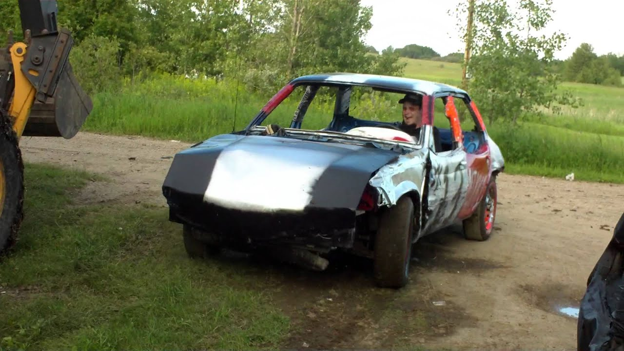 Compact Demolition Derby Cars For Sale