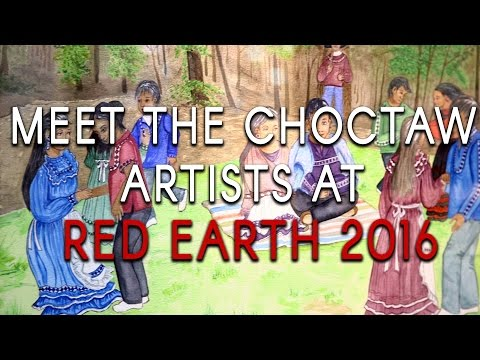 RED EARTH 2016