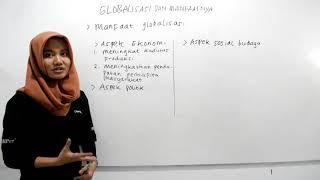 Video Pembelajaran Ips Globalisasi Dan Manfaatnya