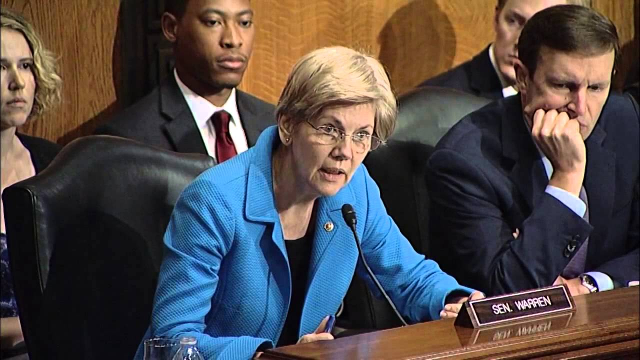 Senator Elizabeth Warren - Corinthian College Education Committee Hearing