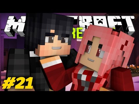 Yandere High - SENPAI'S KISS (Minecraft Roleplay) #21