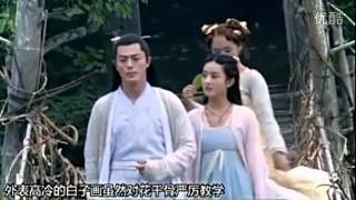 《花千骨》白子画收徒 霍建华赵丽颖相拥弹琴 高清