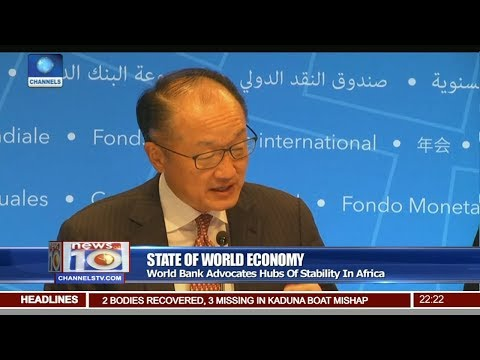 World Bank Advocates Hubs Of Stability In Africa Pt 2 | News@10 |