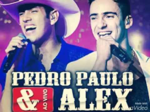 "Pedro Paulo E Alex....Hoje Eu To Pro Crime"""