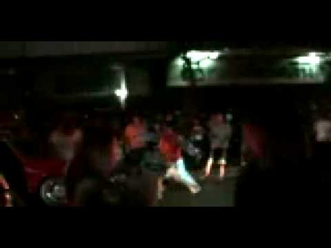 Fire @ Bangkok in Santika NightClub [1/1/2009]