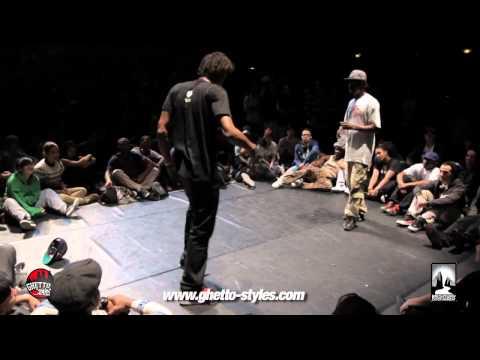 Kefton vs Ben | Final Battle Ghetto Style Fusion Concept
