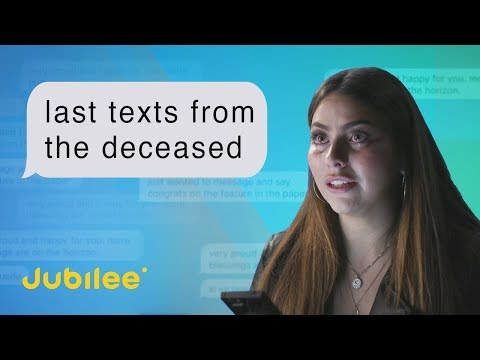 People Read The Last Texts From Their Deceased Loved Ones