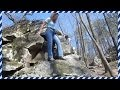 GEOCACHING AT MOSS ROCK [DAY 24]