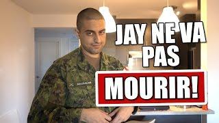 NON, JAY NE VA PAS MOURIR! | VLOGMAS JOUR 5| 4 décembre 2016