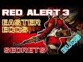 Red Alert 3 Uprising ВСЕ Пасхалки Секреты Баги 1 All Secrets Easter Eggs Bugs mp3