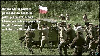 Bitwa pod Ossowem - rekonstrucja (14 VIII 2018 r.)