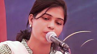 34 Marathi Bhajan Ya Bharatat Bandhubhav Nitya Asu De of Tukdoji Maharaj by Female at Bhajan Spardha