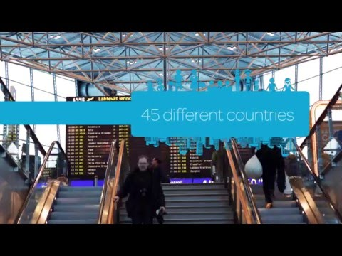 Helsinki Airport Facts & Figures 2016