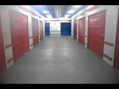 Lock Singapore Tanjong Pagar Storage Units With Wide Aisle
