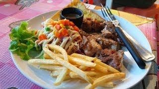 Вот это Цены Объелись Стейков за 59 бат Еда на Пхукете Патонг где дешево и вкусно поесть