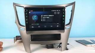 Joying 2009-2014 Subaru Legacy Outback Android Stereo GPS Navi with 4G