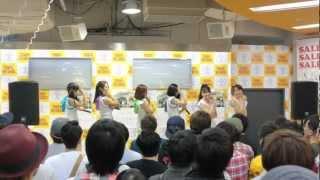 2012/12/16(Sun)タワーレコード新宿店インストアライブ1部 2012.12.12発...