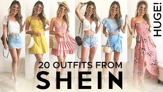 20 SHEIN outfits under $30 | TRY-ON HAUL & REVIEW