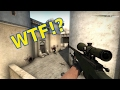 CS:GO WTF Moments !