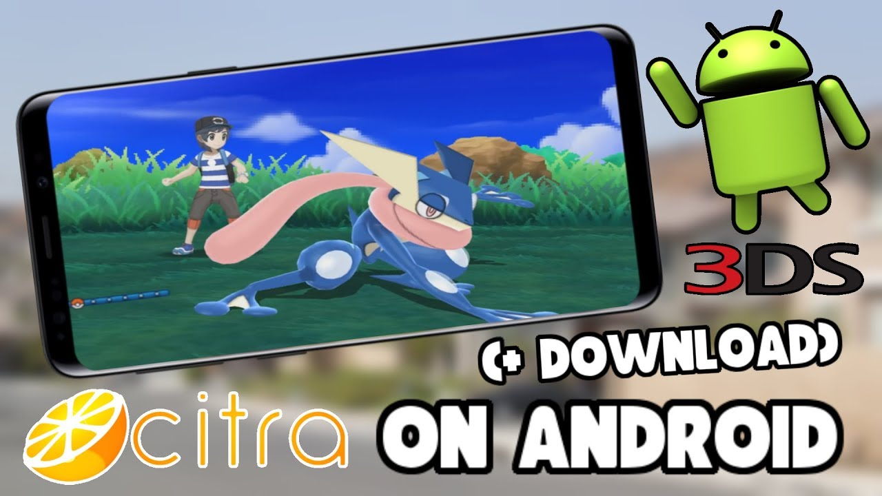 3ds emulator android apk citra