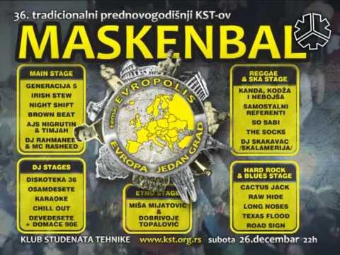 KST - Maskenbal2009