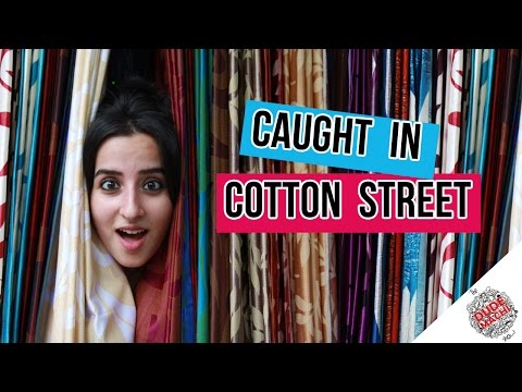 Caught in Cotton Street | Chennai Singari | The Dudemachi Sh