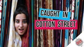 Caught in Cotton Street | Chennai Singari | The Dudemachi Show