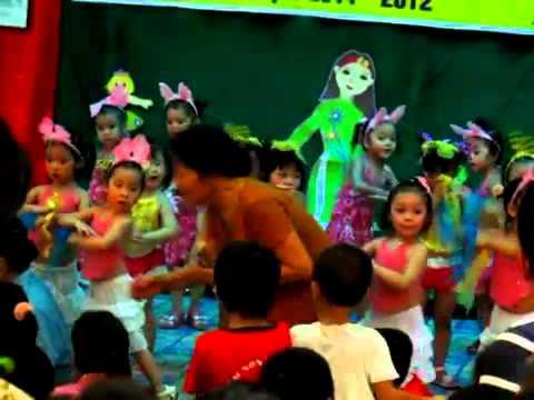 Khai giảng trường mầm non Hoa Thủy Tiên 1 - 2011_2012