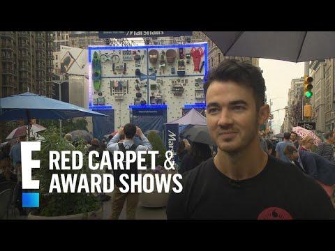 Kevin Jonas Dishes On Meeting Priyanka Chopra At The Wedding | E! Red Carpet & Award Shows