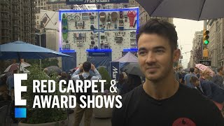 Kevin Jonas Dishes on Meeting Priyanka Chopra at the Wedding | E! Live from the Red Carpet