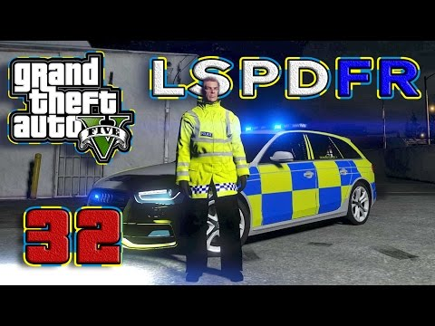 ♦gta-5[pc]♦-lspdfr:-exit-the-vehicle!-••audi-s4/uk-police••