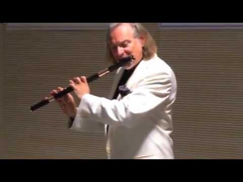 """Reinecke  Sonata """"Undine"""" Allegro by Patrick Gallois"""