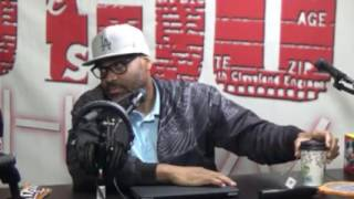 05-16-17 The Corey Holcomb 5150 Show - NBA Playoffs, Entertainment Industry & Smiling-it off thumbnail