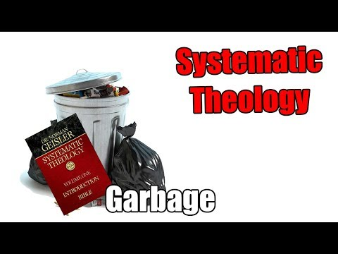EP222 Your Systematic Theology is Garbage
