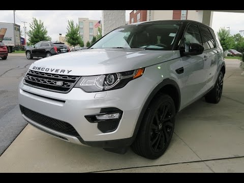 2015 Land Rover Discovery Sport for Sale in Canton, Ohio | Jeff's Motorcars