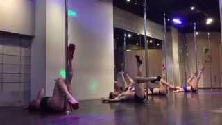 UPA's Bringing Sexy Back 2015 - Studio Pole Dance Tokyo