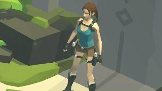 Lara Croft Go Game Review