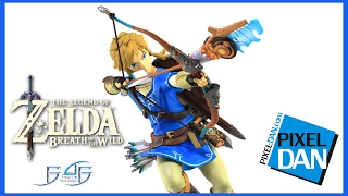 The Legend of Zelda: Breath of the Wild Link First4Figures 10