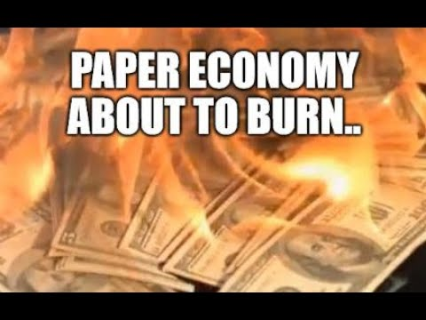 PAPER ECONOMY ABOUT TO BURN, COSTS SKYROCKETING, RETAILERS TRICKY PRICING, INVEST OR GET BEAT